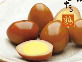 糖質オフの逸品 おやつは14Kcal、糖質0.4gの味付うずら卵