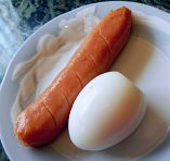 妻とケンカした翌朝の朝食は…ちょっぴり寂しい糖質オフ