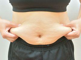 糖質オフ最大の難敵は急激な体重減による皮のたるみかも