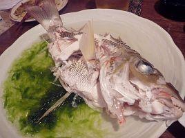 何を食べても美味な西表島での食事を思い出して涎を垂らす