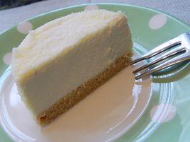 ウェスティンの低糖質チーズケーキに体中が蕩けちゃうぅ♪