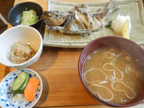 白金・きらぼし食堂にて超美味な北海道の魚定食を950円で