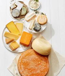 7個中5個が初体験のチーズってなんだかラッキー気分だよね