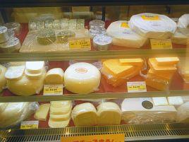 未知のチーズを求めて新宿高島屋の初夏の大北海道展に突撃