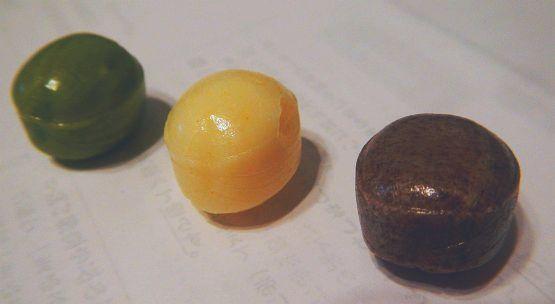糖質1粒0.16g!! 野菜スィーツパティシエのロカボな飴ちゃん