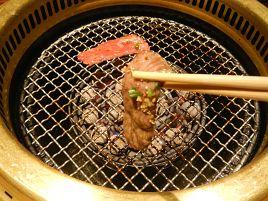 代官山・清香園の黒毛和牛焼肉ペアランチはいい物食った