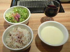 昼から焼肉&ワイン♪ 恵比寿・Kintanランチでセレブな気分