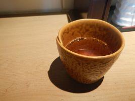 広尾・有機和食山藤で秋鮭の幽庵焼きの皮の美味さに感動