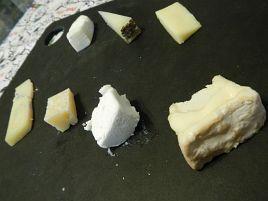 追熟の善し悪し…チーズは専門店に限るような気がしてる