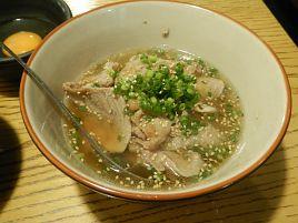 大阪で生まれた男やさかいたま~に肉吸いが食べたくなるw