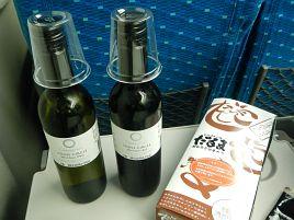新大阪→品川は串カツとワインで大阪の名残を惜しむ?旅