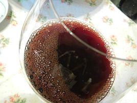 釣り大会で好成績だったので赤ワインとチーズで独り祝杯