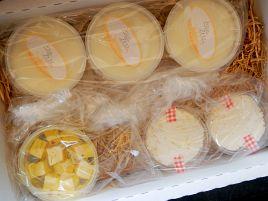 みるくのアトリエで知る。フレッシュチーズは国産がいいね!