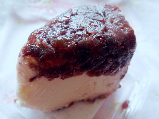 ブリア・サヴァランはクランベリーまぶしたのが超絶美味い