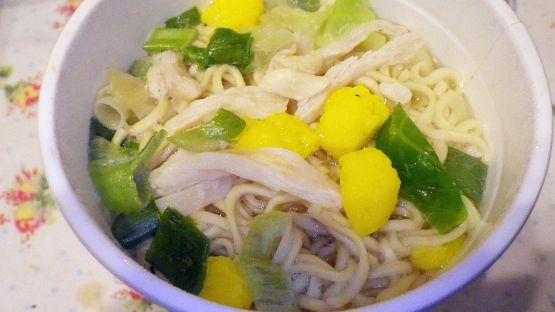新Low-Carb Noodlesレモンジンジャーはそう来たか!!なお味