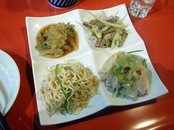 恵比寿食堂の中華でも低糖質オツマミでニセンベロに挑戦