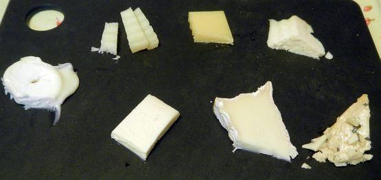 チーズにハマると脳が活性化して呆け防止になるかもね?