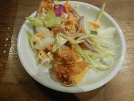CCBでタイ風サラダ食べ放題トムヤムクンも飲み放題ランチ