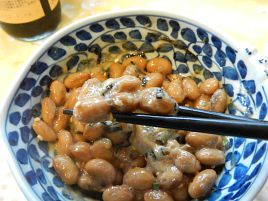 久々に激旨な納豆を発見。我妻商店「完全手作り極豆納豆」